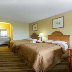 Отель Days Inn & Suites by Wyndham Vicksburg 2* Стандартный номер с 2 отдельными кроватями