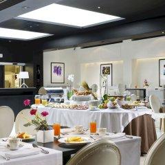 Отель The First Roma Arte место для завтрака