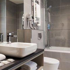 Отель Timhotel Montmartre Париж ванная