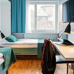 Отель Scandic Sjöfartshotellet 3* Стандартный номер с различными типами кроватей фото 2