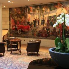 Hotel Pierre Milano вестибюль отеля фото 2