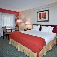 Holiday Inn Express Hotel & Suites Hinton 2* Стандартный номер с различными типами кроватей