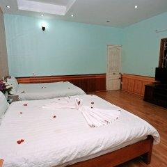 Avi Airport Hotel 2* Семейный люкс с двуспальной кроватью