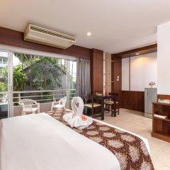 Отель The Holiday Resort 4* Номер Делюкс с различными типами кроватей