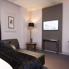 Отель Malmaison Manchester 4* Улучшенный номер с различными типами кроватей фото 3