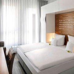 Mercure Hotel Art Leipzig 4* Стандартный номер с различными типами кроватей