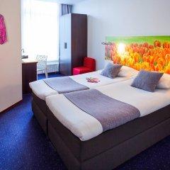 Отель ibis Styles Amsterdam City Нидерланды, Амстердам - 2 отзыва об отеле, цены и фото номеров - забронировать отель ibis Styles Amsterdam City онлайн комната для гостей