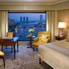 Отель Mandarin Oriental Bangkok 5* Номер Делюкс
