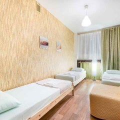 Хостел Кукуруза Бутик Стандартный номер разные типы кроватей (общая ванная комната) фото 2