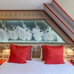 Отель Hôtel Regina Opéra Grands Boulevards комната для гостей