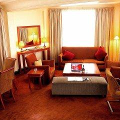 The Westwood Hotel Ikoyi Lagos 4* Люкс с различными типами кроватей