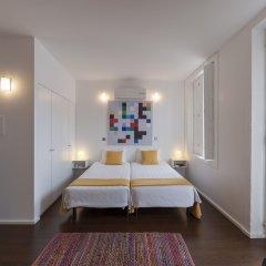 Отель Fine Arts Guesthouse 4* Стандартный номер с 2 отдельными кроватями фото 2