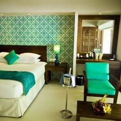Отель Adaaran Select Hudhuranfushi 4* Улучшенная вилла