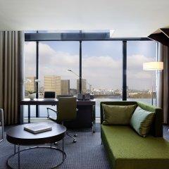 Отель Pullman Paris Centre-Bercy 4* Люкс разные типы кроватей