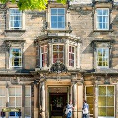 Отель Salisbury Green вход в здание