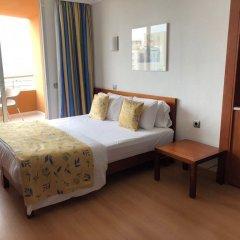 Отель Marins Cala Nau 4* Студия с различными типами кроватей