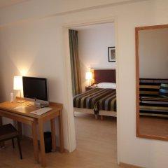 Residhome Appart Hotel Paris-Massy 4* Апартаменты с различными типами кроватей