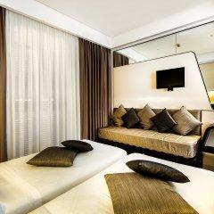 Hotel Smeraldo 3* Улучшенный номер с различными типами кроватей