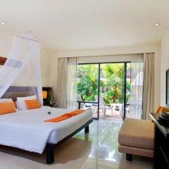 Отель Woraburi Phuket Resort & Spa 4* Стандартный номер разные типы кроватей фото 2