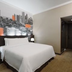 Отель Grand Park Orchard 5* Номер Делюкс с различными типами кроватей