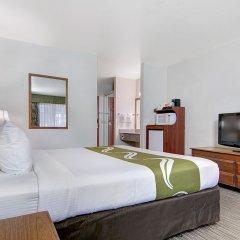 Отель Quality Inn 2* Стандартный номер с различными типами кроватей