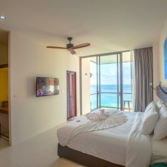 Отель Surin Beach Resort 4* Улучшенный номер с различными типами кроватей фото 2