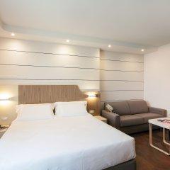 Hotel Aria 4* Люкс разные типы кроватей