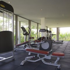 Отель The Pavilions, Suites фитнесс-зал