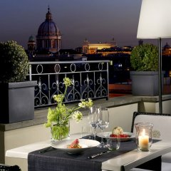 Отель The First Roma Arte обед