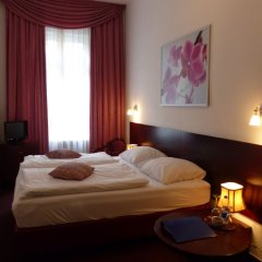 Hotel Novalis 3* Стандартный номер с различными типами кроватей