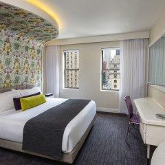 Отель Dream New York 4* Стандартный номер с различными типами кроватей фото 11