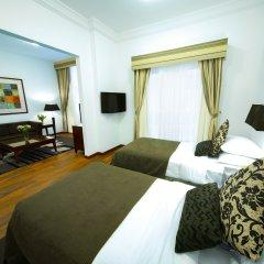 Golden Sands Hotel Sharjah 4* Номер Делюкс