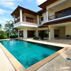 Отель Bangtao Tropical Residence Resort & Spa 4* Вилла разные типы кроватей фото 3