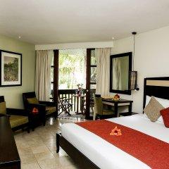 Отель Warwick Fiji 5* Номер Делюкс с различными типами кроватей
