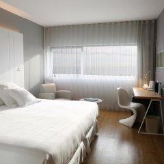 Отель Occidental Atenea Mar - Adults Only 4* Улучшенный номер с двуспальной кроватью