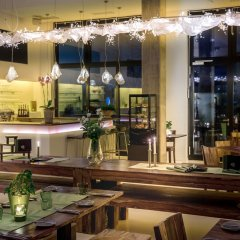 Almodovar Hotel Biohotel Berlin ресторан фото 2