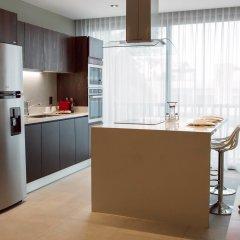 It Hotel & Residences By Sercotel 4* Апартаменты с различными типами кроватей