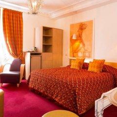 Hotel du Levant 3* Стандартный номер с различными типами кроватей фото 3