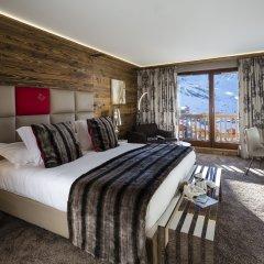 Hotel Koh-I Nor Val Thorens 5* Стандартный номер с различными типами кроватей
