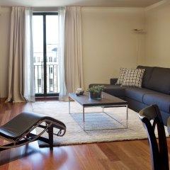 Отель Majestic Residence Улучшенные апартаменты с различными типами кроватей