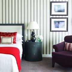 Four Seasons Hotel Prague 5* Улучшенный номер с различными типами кроватей фото 6