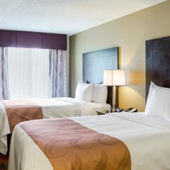 Отель Quality Inn Vicksburg 2* Стандартный номер с различными типами кроватей