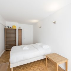 Отель Luxembourg Gardens Hideaway Апартаменты с различными типами кроватей