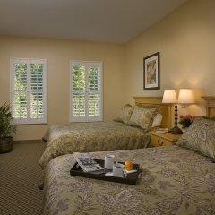 Отель Pacifica Suites 3* Люкс с 2 отдельными кроватями