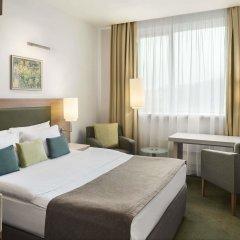 Гостиница Рамада Екатеринбург (Ramada Yekaterinburg) 5* Улучшенный номер с различными типами кроватей