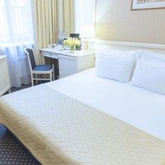 Гостиница Астон 4* Стандартный номер с двуспальной кроватью