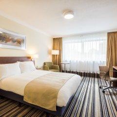 Отель Holiday Inn WARRINGTON 3* Стандартный номер с различными типами кроватей