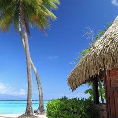 Отель Sofitel Moorea la Ora Beach Resort 5* Бунгало Luxury beach front с различными типами кроватей