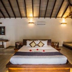 Отель Kihaad Maldives 5* Вилла с различными типами кроватей фото 2