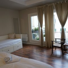 Отель Camino Bed & Breakfast Стандартный номер с различными типами кроватей